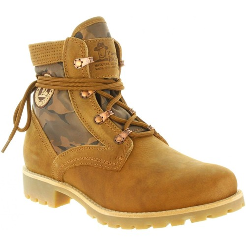 Zapatos Mujer Senderismo Panama Jack ROUTE BOOT REPORTER B10 Marr?n