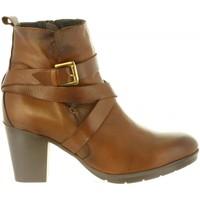 Zapatos Mujer Botas urbanas Chika 10 MARGOT 04 Marrón