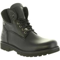 Zapatos Hombre Senderismo Panama Jack AMUR GTX C18 NAPA GRASS NEGRO Negro