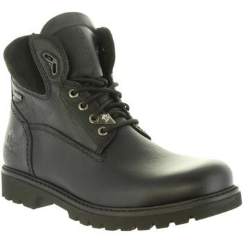 Zapatos Hombre Senderismo Panama Jack AMUR GTX C18 Negro