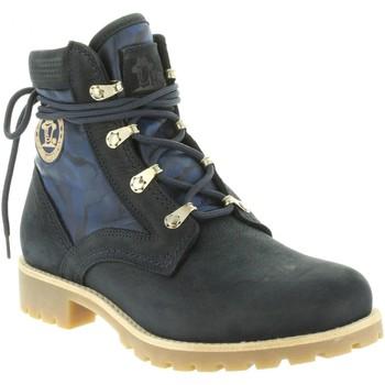 Zapatos Mujer Senderismo Panama Jack ROUTE BOOT REPORTER B11 Azul