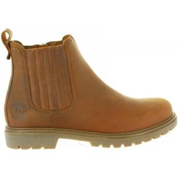Zapatos Hombre Botas de caña baja Panama Jack BILL C1 Marr?n