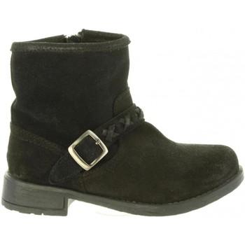 Zapatos Niña Botas urbanas Chika 10 FRAMBUESA 01 Negro