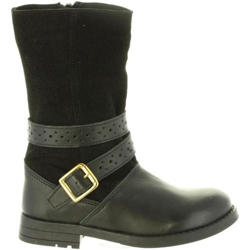 Zapatos Niña Botas urbanas Chika 10 ADIVINANZA 03 Negro