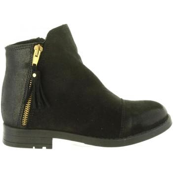 Zapatos Niña Botines Chika 10 ADIVINANZA 05 Negro