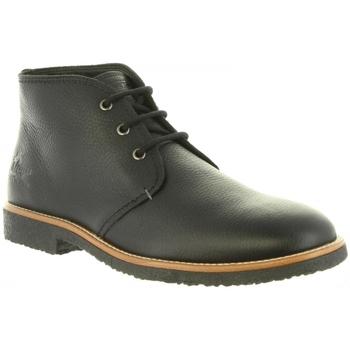 Zapatos Hombre Botas de caña baja Panama Jack GAEL C10 Negro