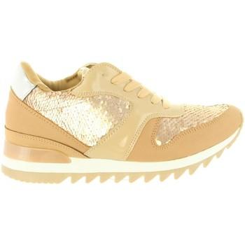 Zapatos Mujer Zapatillas bajas Chika 10 NEW INES 01 Beige