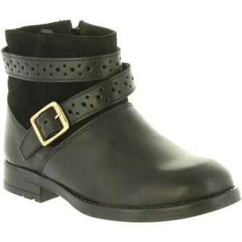 Zapatos Niña Botines Chika 10 ADIVINANZA 04 Negro