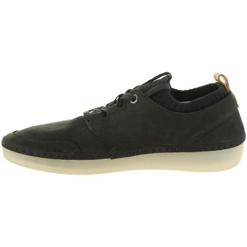 Clarks 26129161 NATURE IV Negro - Envío gratis    ! - Zapatos Zapatos de trabajo Mujer