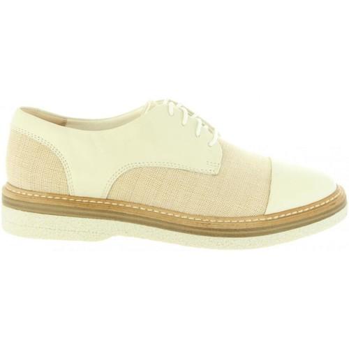 Zapatos Mujer Derbie Clarks 26132696 ZANTE Blanco