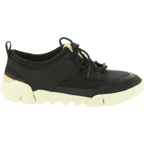 Zapatos Mujer Zapatillas bajas Clarks 26133666 TRI SPIRIT Negro