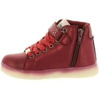 Zapatos Niña Botines Chika 10 ALUCES 02 Rojo