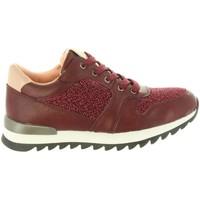 Zapatos Niña Zapatillas bajas Chika 10 CARIOCA 02 Rojo