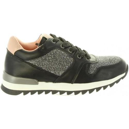 Zapatos Niña Zapatillas bajas Chika 10 CARIOCA 02 Negro