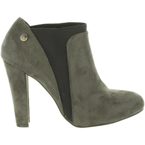 Zapatos Mujer Low boots Chika 10 CONIGLIERA 03 Gris