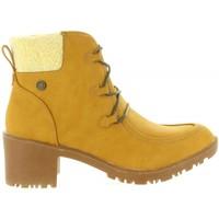 Zapatos Mujer Botas urbanas Chika 10 PITU 06 Amarillo