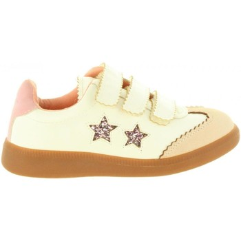 Zapatos Niña Deportivas Moda Chika 10 PUZZLE 01 Blanco