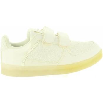 Zapatos Niña Zapatillas bajas Chika 10 ZALUCES 02 Blanco