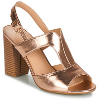 Zapatos Mujer Sandalias Moony Mood JALILIA Bronce
