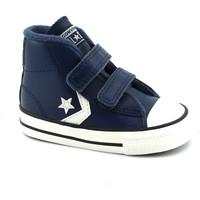 Zapatos Niños Zapatillas altas Converse CON-I18-762010C-NA Blu