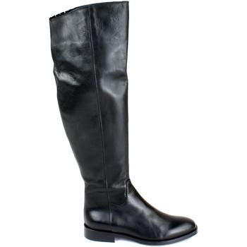 Zapatos Mujer Botas urbanas Divine Follie DIV-I18-NELLYD66-NE Nero