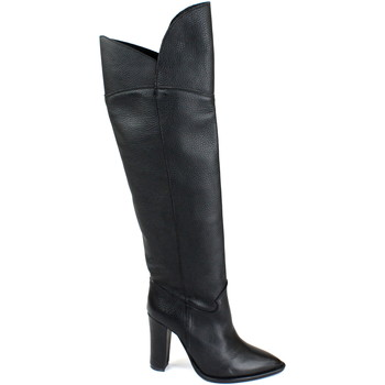 Zapatos Mujer Botas urbanas Divine Follie DIV-I18-STC102-NE Nero