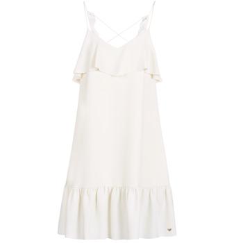 textil Mujer vestidos cortos Les Petites Bombes AZITARBE Blanco