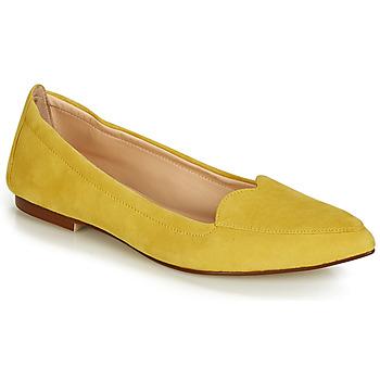 Zapatos Mujer Bailarinas-manoletinas Paco Gil PARKER Amarillo