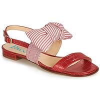 Zapatos Mujer Sandalias Paco Gil BOMBAY Rojo