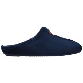 Zapatos Hombre Pantuflas Norteñas 10-145 Hombre Azul marino bleu