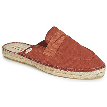 Zapatos Mujer Zuecos (Mules) Pare Gabia VP MOC Camel