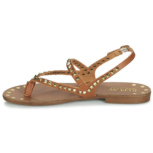 Zapatos Cult Marrón Replay Sandalias Mujer 8wX0knPON