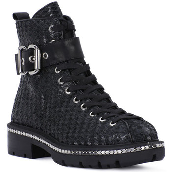 Zapatos Mujer Botas de caña baja Elvio Zanon SELLERIA Nero