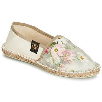 Zapatos Mujer Alpargatas Art of Soule BOHEME Beige / Flor