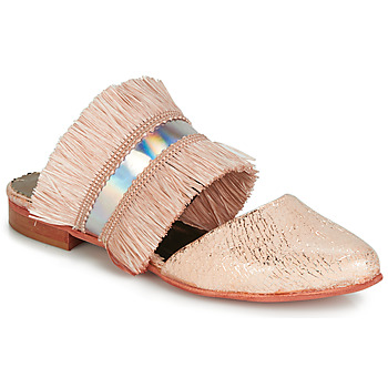 Zapatos Mujer Zuecos (Mules) Papucei ENVY Rosa