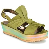 Zapatos Mujer Sandalias Papucei CONDE Verde