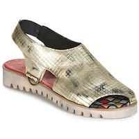 Zapatos Mujer Sandalias Papucei BLIS Plata