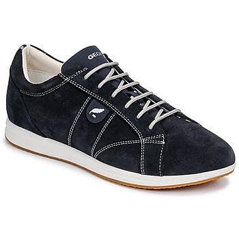 Zapatos Mujer Zapatillas bajas Geox D AVERY Marino