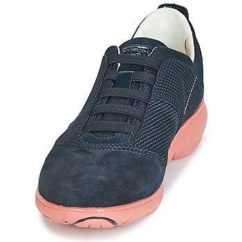 Geox D NEBULA Marino - Zapatos Deportivas bajas Mujer 18398
