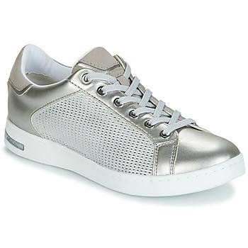 Zapatos Mujer Zapatillas bajas Geox D JAYSEN Plata