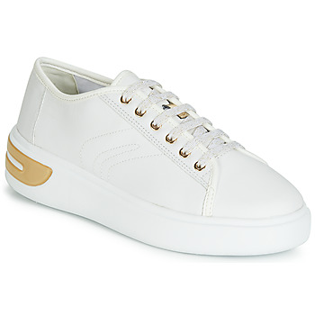 Zapatos Mujer Zapatillas bajas Geox D OTTAYA Blanco