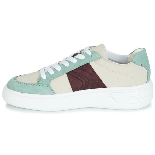 CremaVerde Mujer Zapatos Zapatillas Bajas Ottaya Geox D Ib76fvgyY