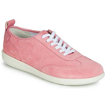 Zapatos Mujer Zapatillas bajas Geox D JEARL Rosa