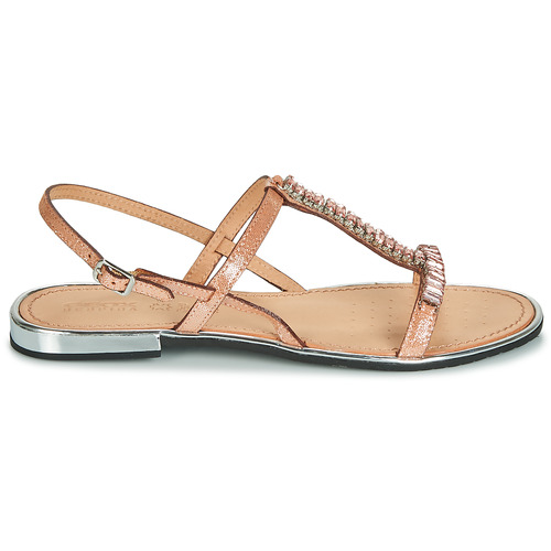 Zapatos Sandalias Plus Mujer Geox Sozy Bronce D ALRj354