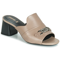 Zapatos Mujer Zuecos (Mules) Geox D SEYLA SANDAL MID Beige
