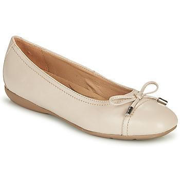 Zapatos Mujer Bailarinas-manoletinas Geox D ANNYTAH Topotea
