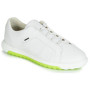 Zapatos Hombre Zapatillas bajas Geox U NEXSIDE Blanco