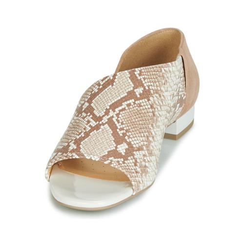Geox Sandalias BeigeEcaille Sandalo Mujer Wistrey Zapatos D nO8XwP0k