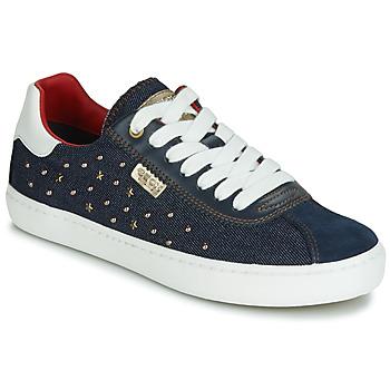Zapatos Niña Zapatillas bajas Geox J KILWI GIRL Marino