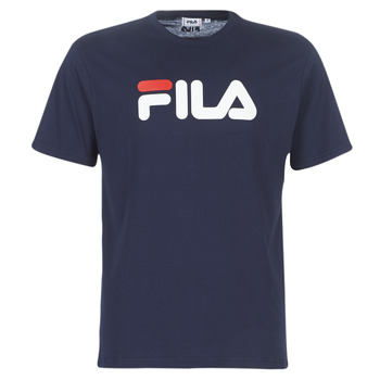 textil camisetas manga corta Fila PURE Short Sleeve Shirt Marino